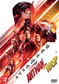 Inlay van Ant-man & The Wasp