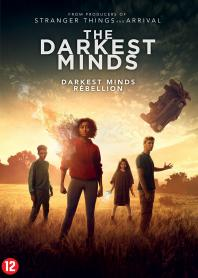 Inlay van The Darkest Minds