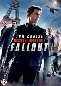 Inlay van Mission: Impossible 6 - Fallout