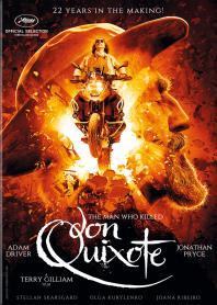 Inlay van The Man Who Killed Don Quixote