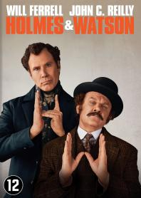 Inlay van Holmes And Watson