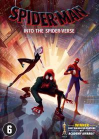 Inlay van Spider-man: Into The Spider-verse