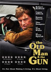 Inlay van The Old Man And The Gun