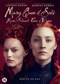 Inlay van Mary Queen Of Scots