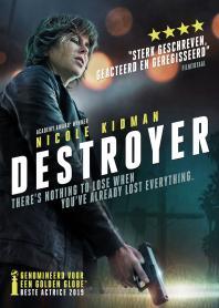 Inlay van Destroyer