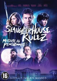 Inlay van Slaughterhouse Rulez