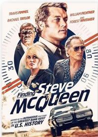 Inlay van Finding Steve Mcqueen