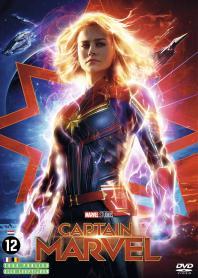Inlay van Captain Marvel