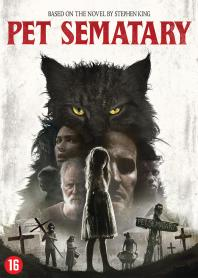 Inlay van Pet Sematary