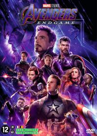 Inlay van Avengers: Endgame
