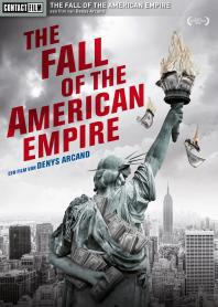 Inlay van The Fall Of The American Empire