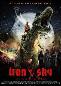 Inlay van Iron Sky: The Coming Race