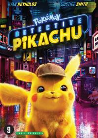 Inlay van Pokemon Detective Pikachu