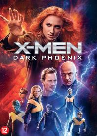 Inlay van X-men: Dark Phoenix
