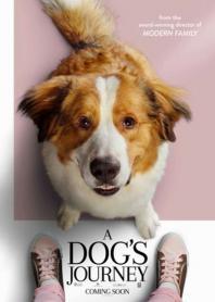 Inlay van A Dog's Journey