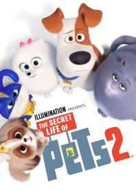 Inlay van The Secret Life Of Pets 2
