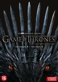 Inlay van Game Of Thrones, Seizoen 8