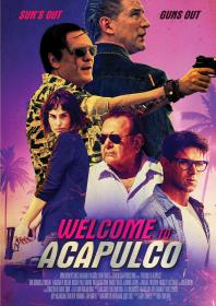 Inlay van Welcome To Acapulco