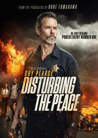 Inlay van Disturbing The Peace