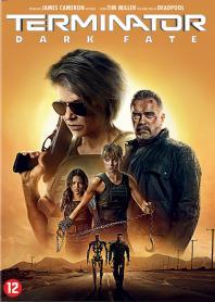 Inlay van Terminator: Dark Fate