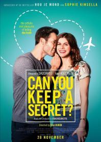 Inlay van Can You Keep A Secret?