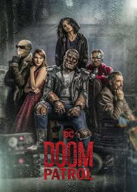 Inlay van Doom Patrol, Seizoen 1