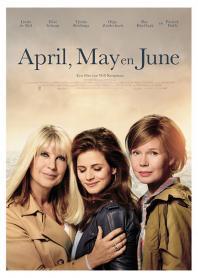 Inlay van April, May En June