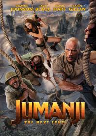 Inlay van Jumanji: The Next Level