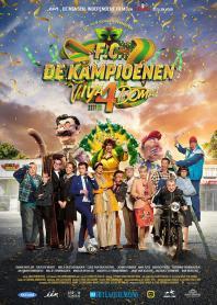 Inlay van F.c. De Kampioenen - Viva Boma
