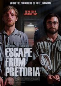 Inlay van Escape From Pretoria