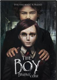 Inlay van The Boy 2: Brahms' Curse