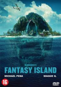 Inlay van Fantasy Island