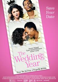 Inlay van The Wedding Year