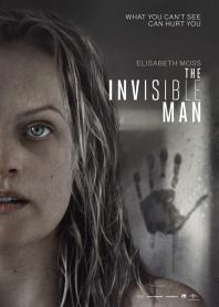 Inlay van The Invisible Man