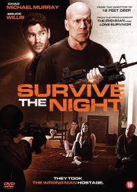 Inlay van Survive The Night
