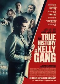 Inlay van True History Of The Kelly Gang