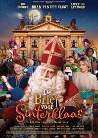 Inlay van De Brief Voor Sinterklaas