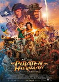 Inlay van De Piraten Van Hiernaast