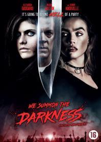 Inlay van We Summon The Darkness
