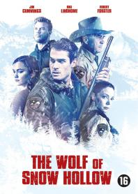 Inlay van The Wolf Of Snow Hollow