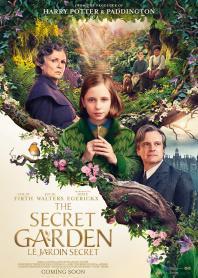 Inlay van The Secret Garden