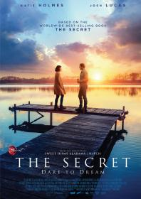 Inlay van The Secret: Dare To Dream