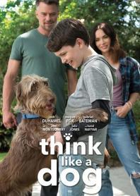 Inlay van Think Like A Dog