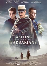 Inlay van Waiting For The Barbarians