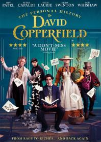 Inlay van The Personal History Of David Copperfield