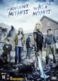 Inlay van The New Mutants