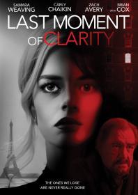 Inlay van Last Moment Of Clarity