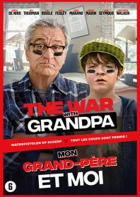 Inlay van The War With Grandpa