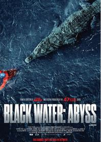 Inlay van Black Water: Abyss