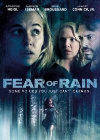 Inlay van Fear Of Rain